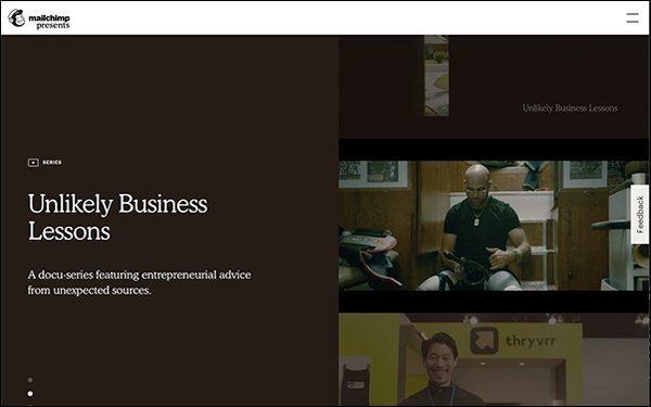 Mailchimp Presents | Online Marketing Nieuws | Succesfactor.nu