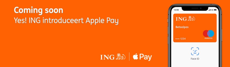 ING introduceert Apple Pay | Online Marketing Nieuws | Succesfactor.nu
