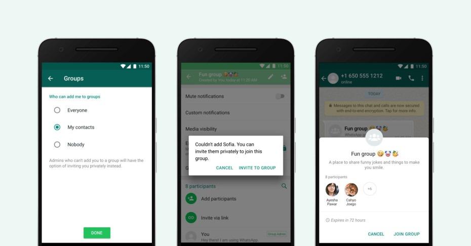 WhatsApp Group Info   Online Marketing Nieuws   Week 15 2019