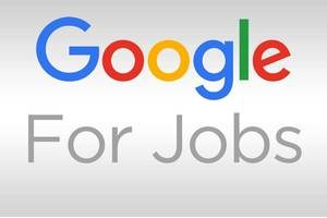 Logo Google For Jobs | Online Marketing Nieuws | Week 15 2019