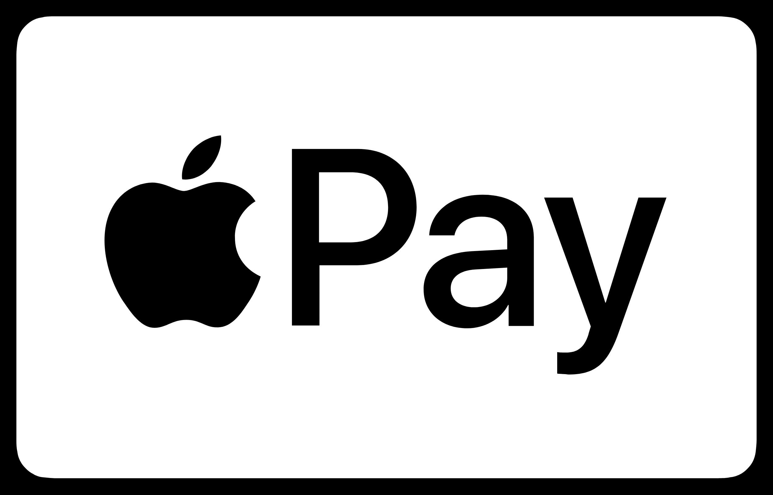 Logo Apple Pay | Nieuws in 't kort | Succesfactor.nu