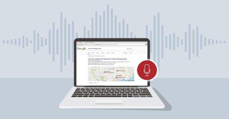 Voice Search | Website | Succesfactor.nu