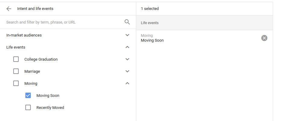 Google Life Events | Online Marketing Nieuws Week 39 | Succesfactor.nu