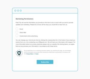 MailChimp AVG Formulieren - Online Marketing Nieuws