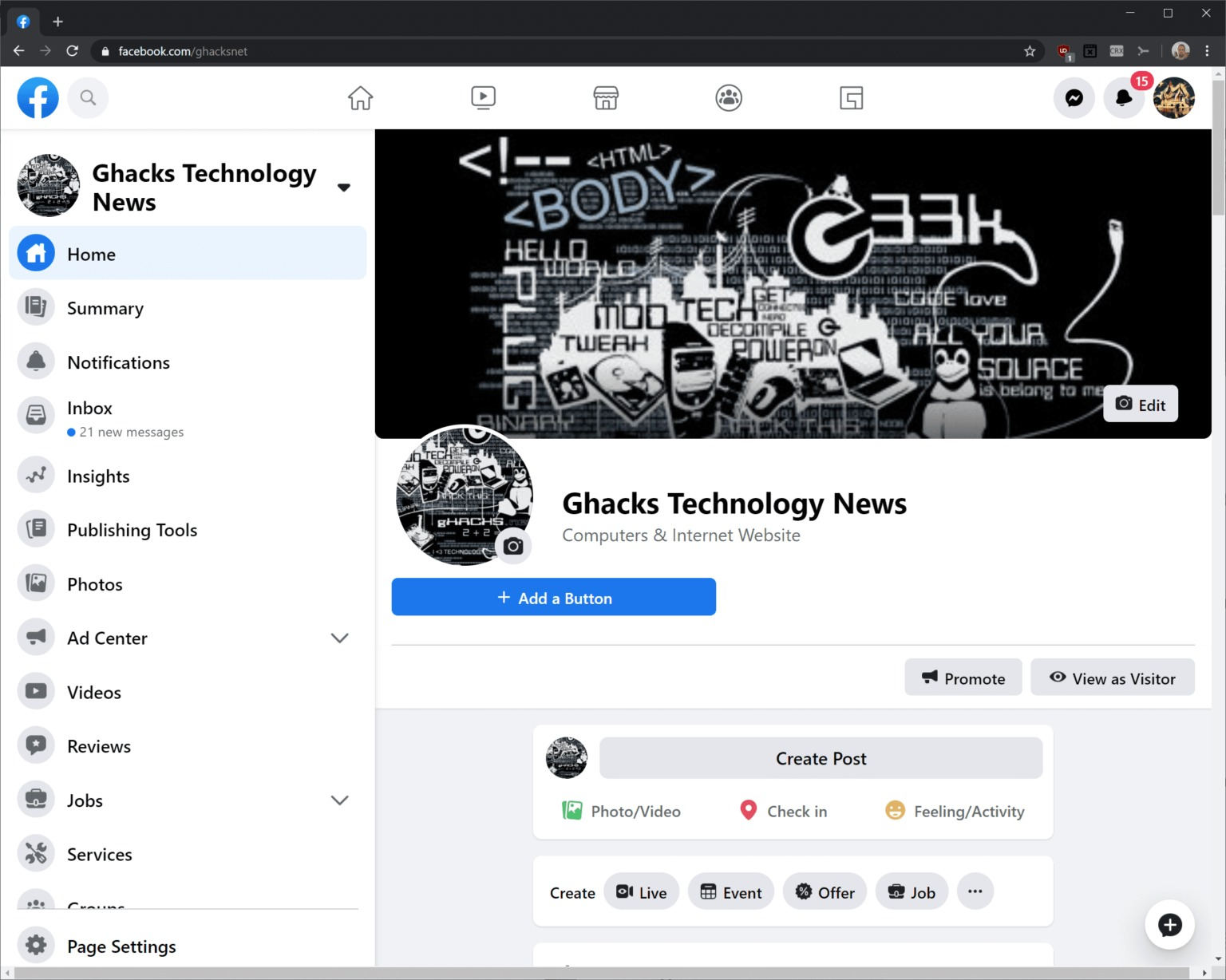 Kritiek op nieuwe Facebook interface - Online Marketing Nieuws