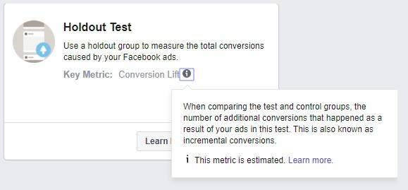 Mogelijke experimenten binnen Facebook