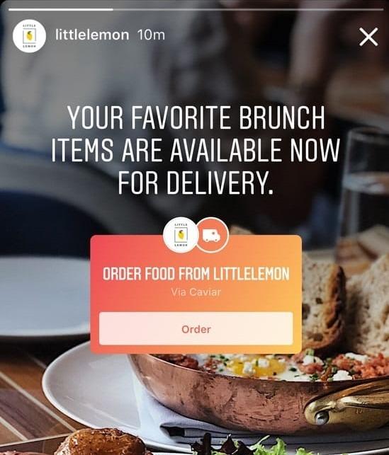 Nieuw: Stickers voor bedrijven op Instagram
