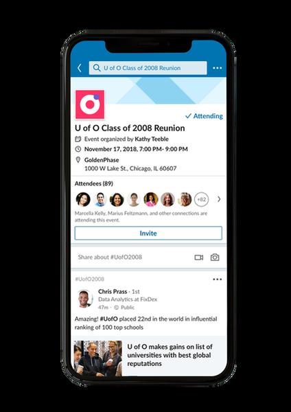 Online Marketing Nieuws week 47   Succesfactor.nu   Evenemententool LinkedIn