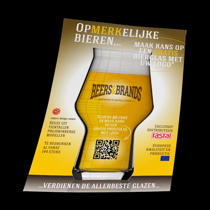 Beers&Brands Opmerkelijke direct mailing