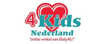 4kidsnederland logo