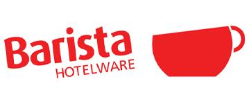 barista hotelware logo