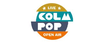 colm pop open air logo