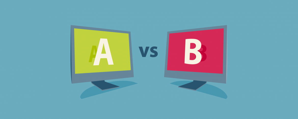 Continue verbetering door A/B tests - Succesfactor