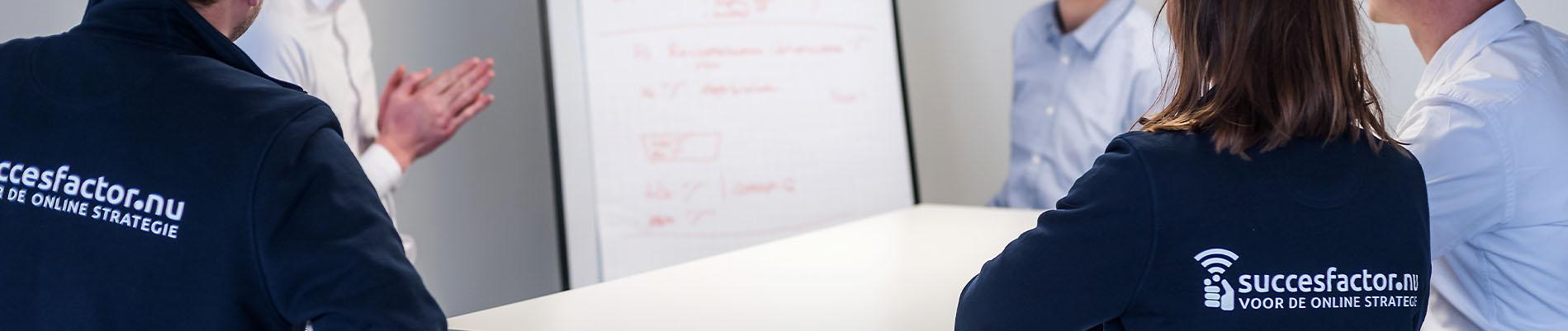 Online marketing bureau Deventer - Succesfactor