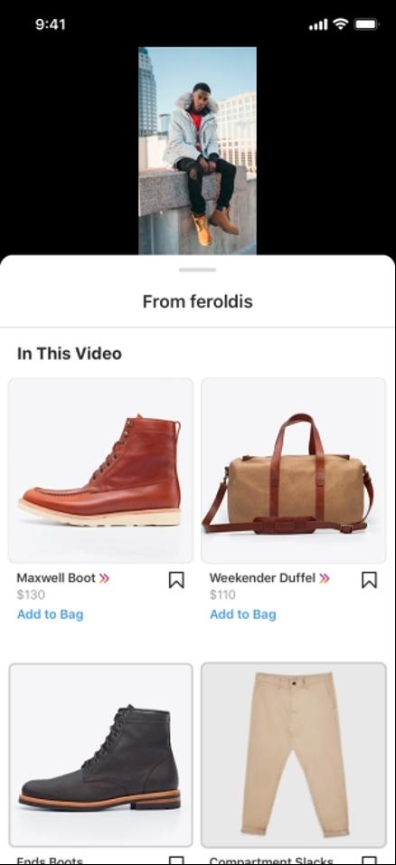 Instagram shopping uitbreiding mogelijkheden