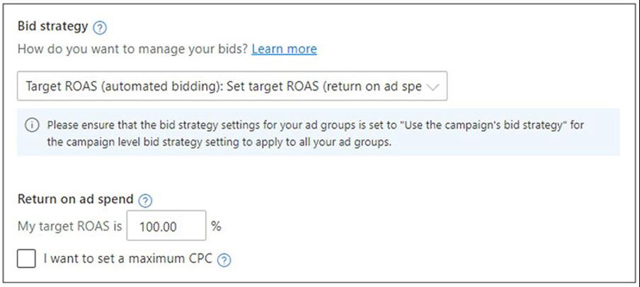 Microsoft ads update biedstrategien