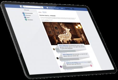 Facebook marketing succesfactor.nu