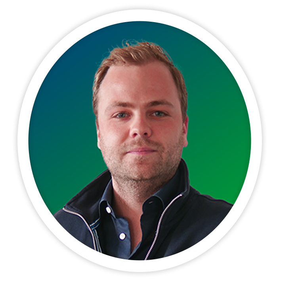Online marketing specialist Olav