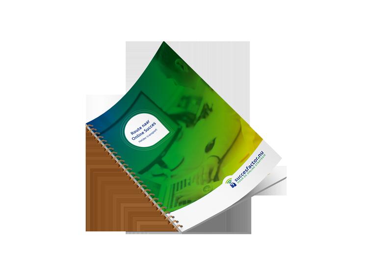 Brochure uitbesteden online marketing