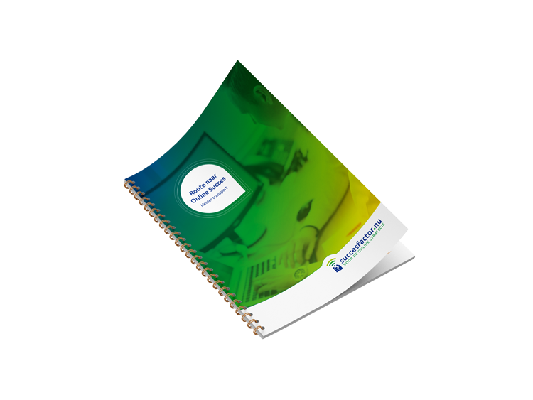 Online Marketing bureau brochure