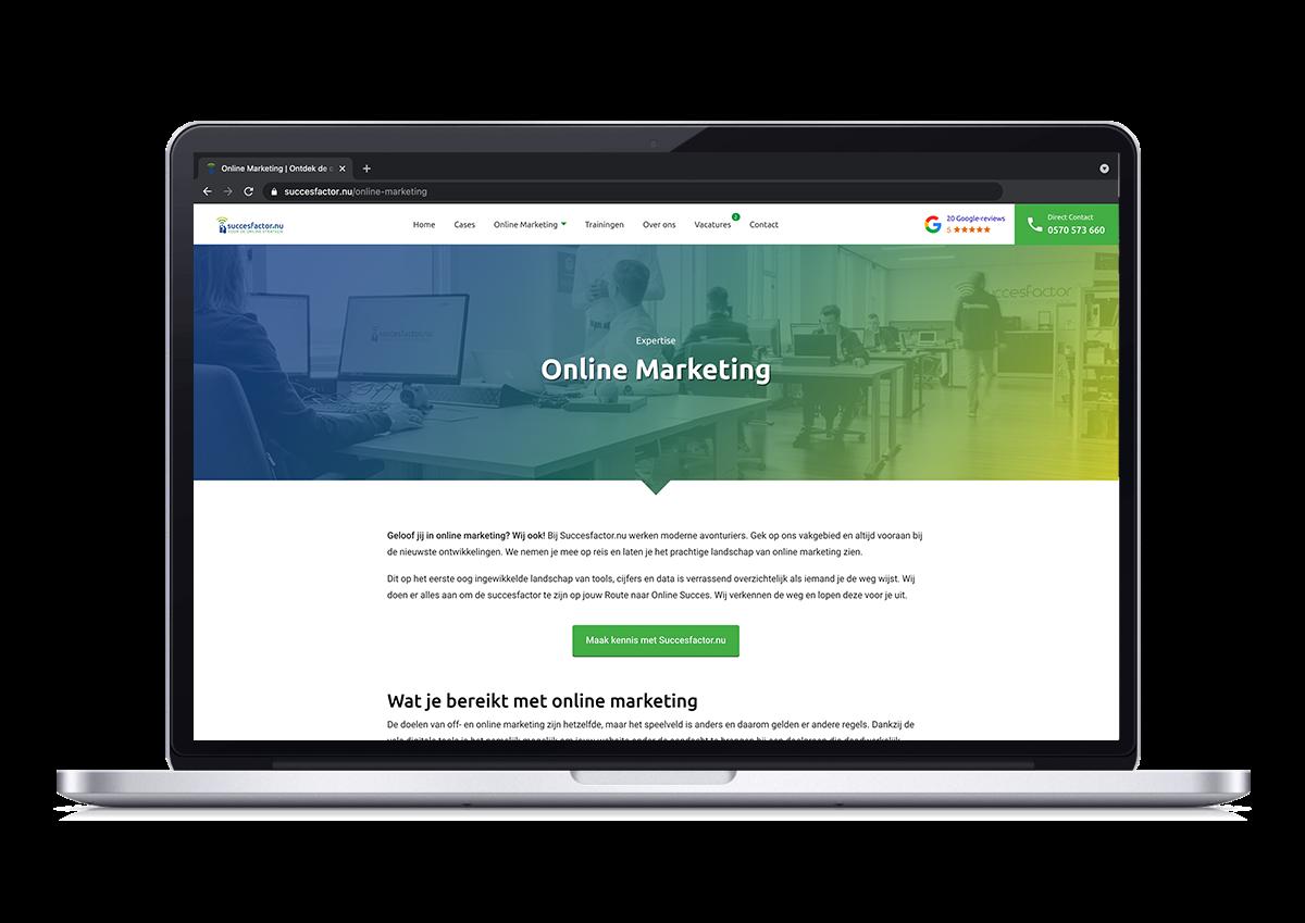 Introductie online marketing