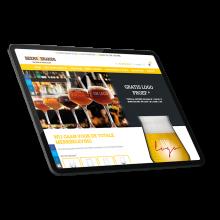 Online marketing resultaten pagina