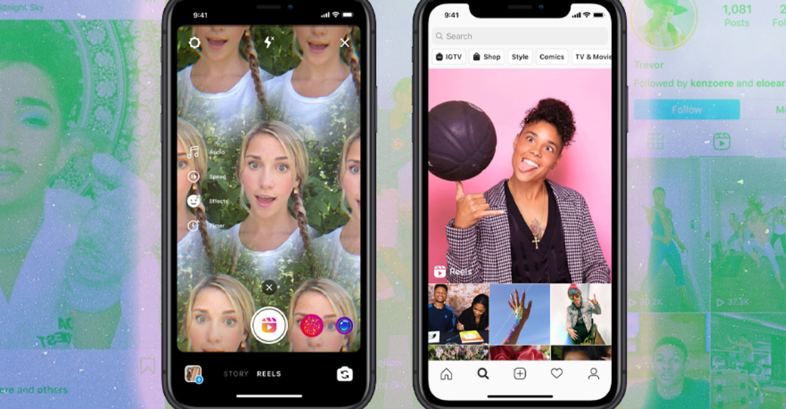 Test met Instagram Reels - Online Marketing Nieuws week 11