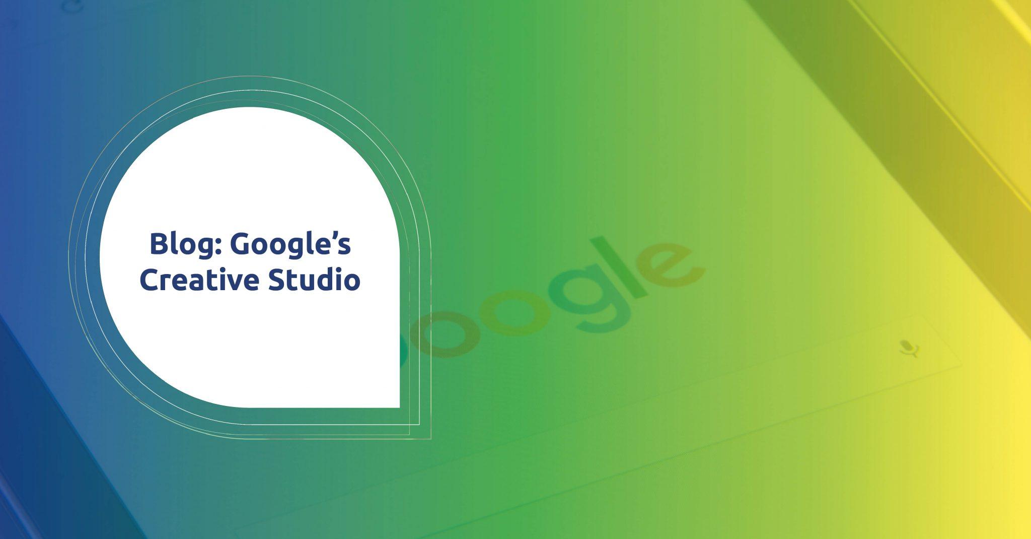 Google Ads Creative Studio voegt meerdere tools samen - Succesfactor